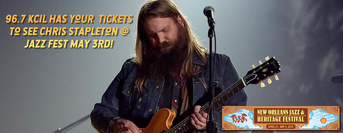 Win Chris Stapleton Tickets